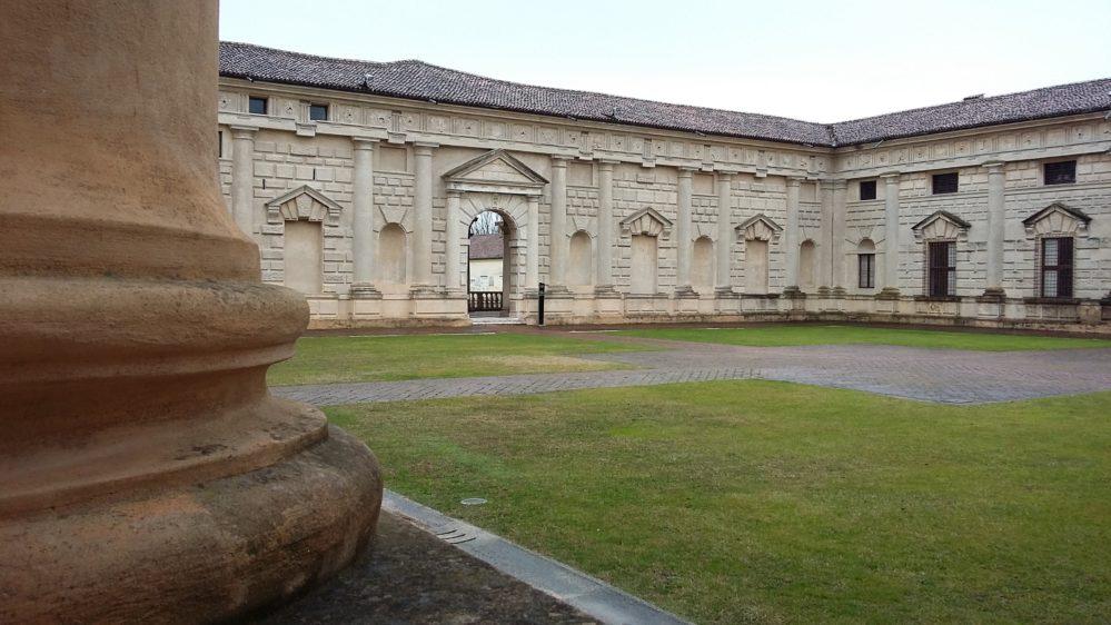Te Palace Mantua