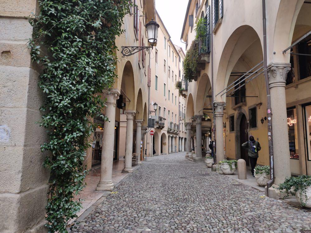 Padua jewish ghetto