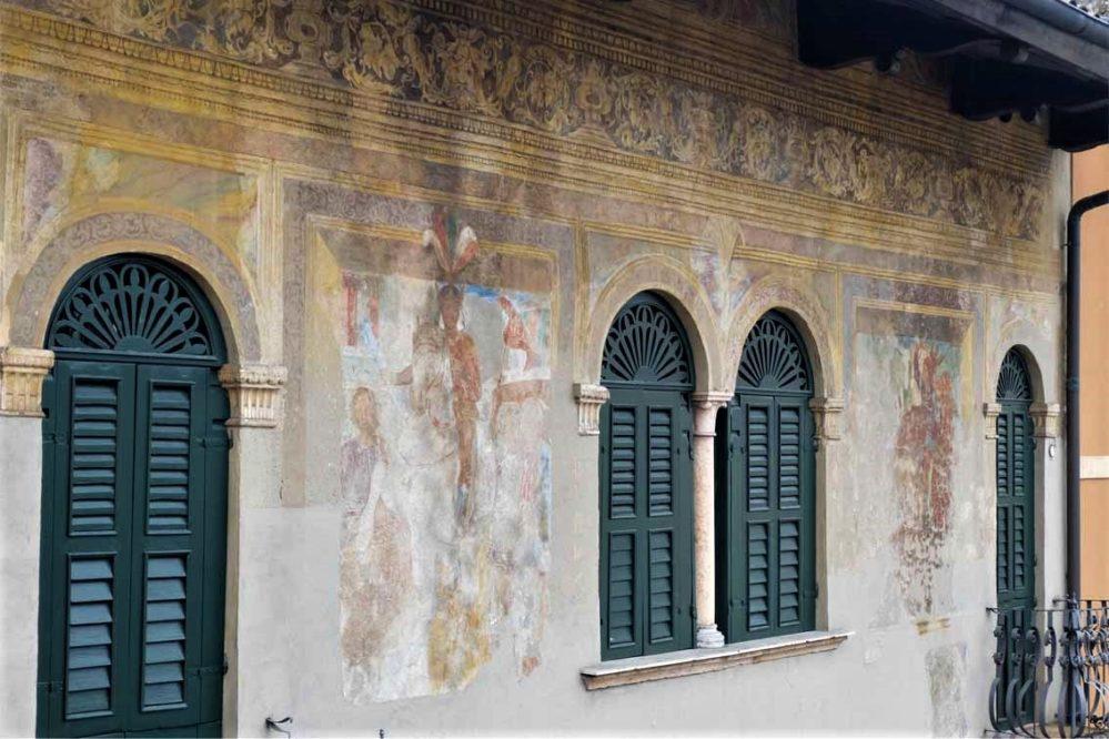 Casa Giolfino a Verona