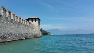 remparts Sirmione