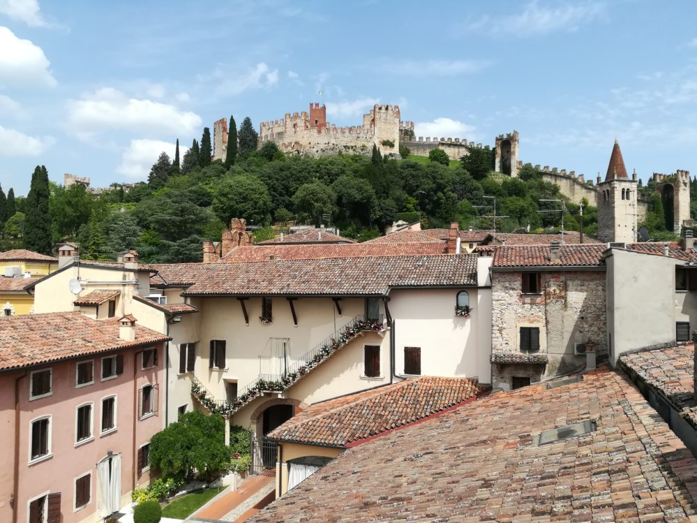 View Soave Castle
