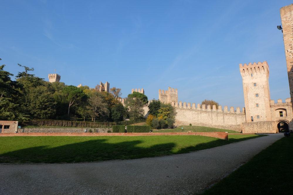 Medieval Venetian town
