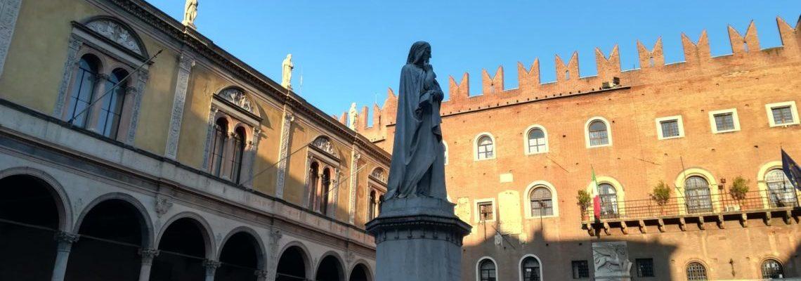 Dante à Vérone