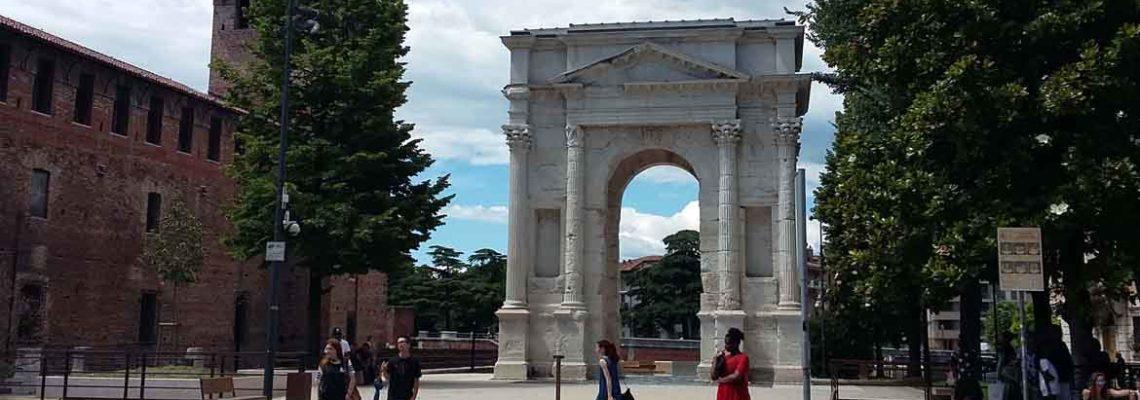 Arco dei Gavi, Verona