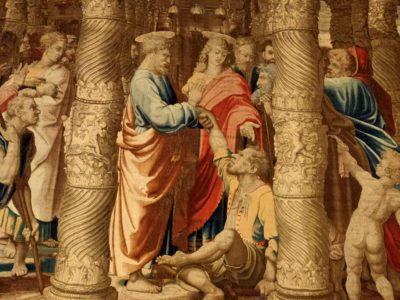 Gli arazzi di Palazzo Ducale a Mantova
