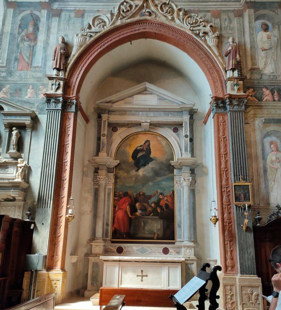 Assunta Tiziano Duomo Verona