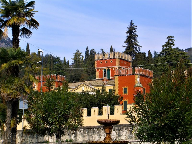 Villa at Lake Garda