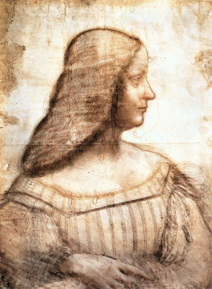 Isabella by Leonardo