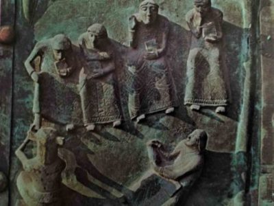 San Zeno Verona Lavanda dei Piedi, Washing of feet, Fusswäsche, Lavement des pieds