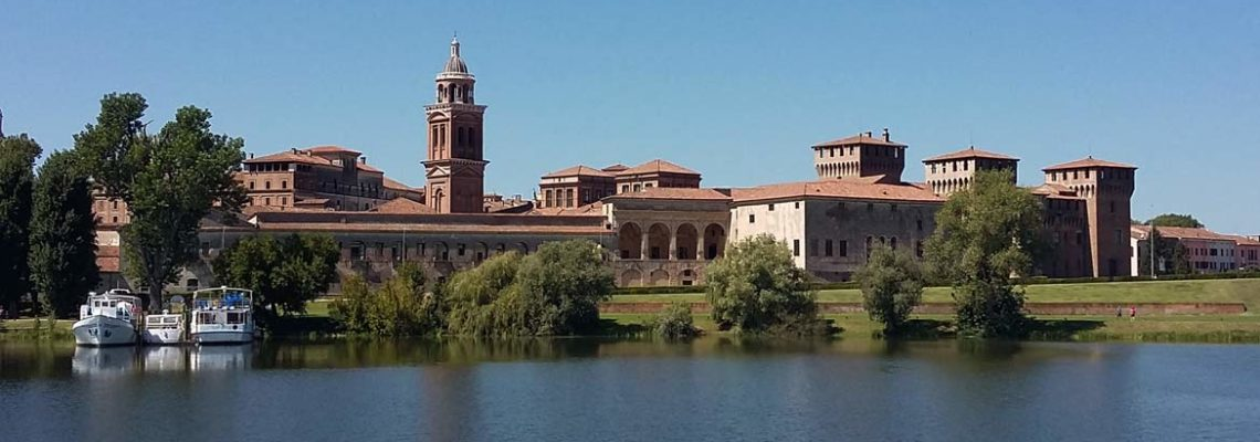 Mantova, a city of the renaissance