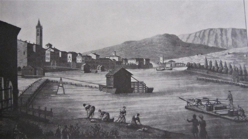 Mulino sul fiume Agige