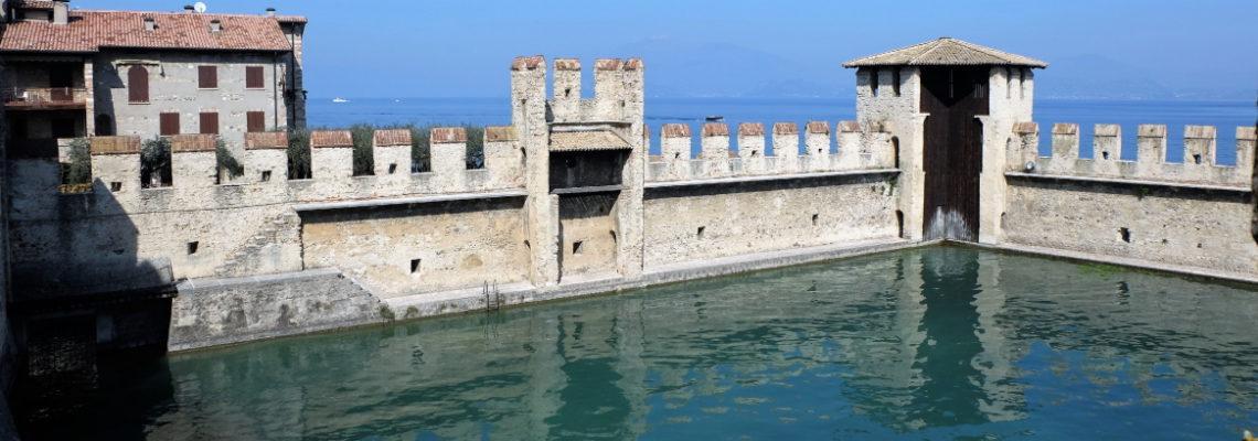 Sirmione Garda Lake