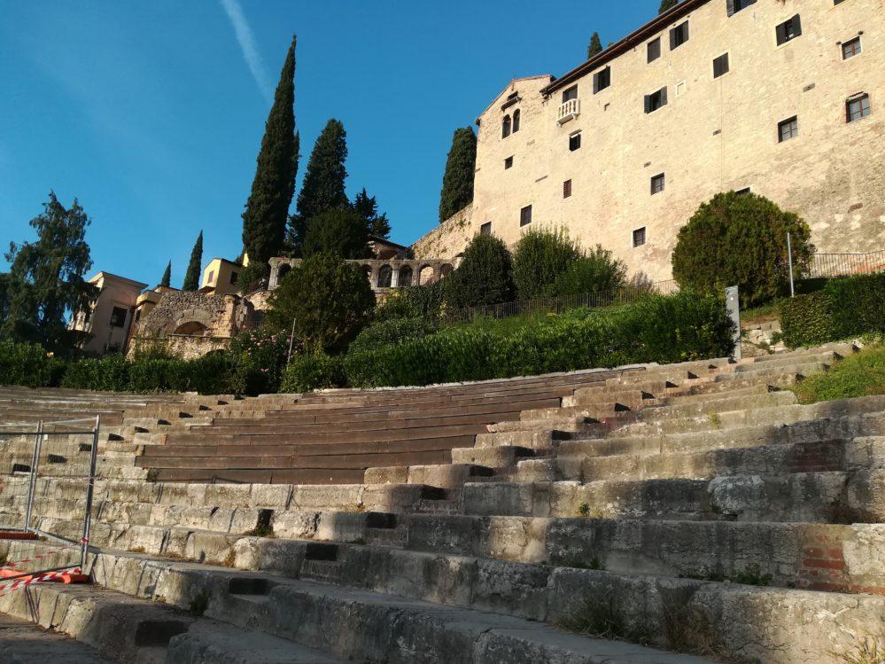 teatro romano I sec. a. C.
