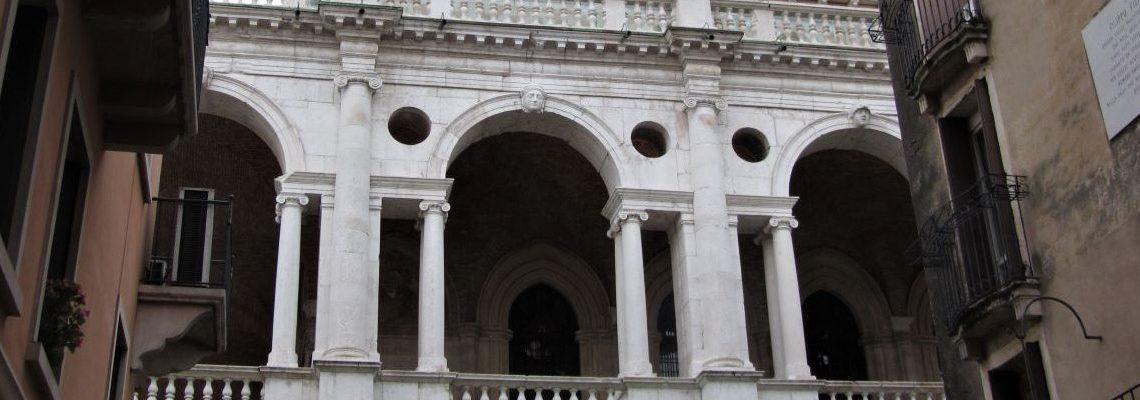 Basilique palladienne à Vicence