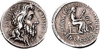 monete dio quirinus