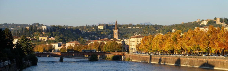 fiume Adige a Verona