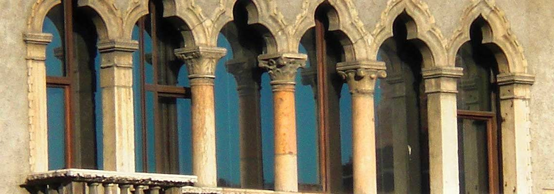 Finestre Castelvecchio Verona