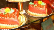 San Valentino's Cake
