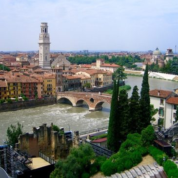 One day in Verona…